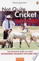 Not Quite Cricket