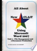 All about New CLAiT Using Microsoft Word 2007