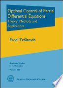 Optimal Control of Partial Differential Equations