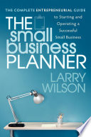 The Small Business Planner