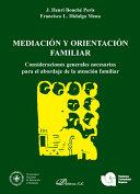 Mediación y orientación familiar