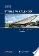 Stahlbau Kalender 2015