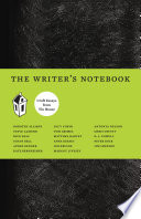 The Writer s Notebook II  Craft Essays from Tin House