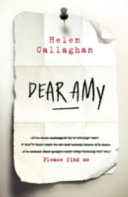 Dear Amy Book Cover