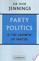 Party Politics  Volume 2