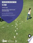 Cim 1 Marketing Essentials 2012