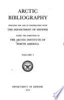 Arctic Bibliography