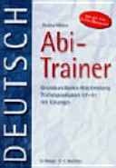 Abi-Trainer