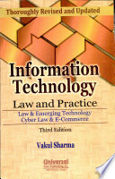 Information Technology Law And Practice book
