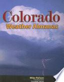 Colorado Weather Almanac book