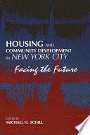 Housing and Community Development in New York City
