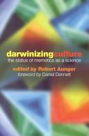 Darwinizing Culture