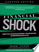 Financial Shock  Updated Edition    Paperback