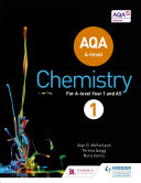 AQA A Level Chemistry Student