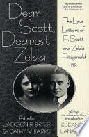 Dear Scott  Dearest Zelda