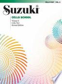 Suzuki Cello School, Vol 8: Cello Part : sammartini) * allegro appassionato, op. 43 (c. saint-sa?ns)...