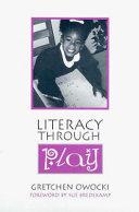 Literacy Through Play