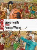 download ebook greek hoplite vs persian warrior pdf epub