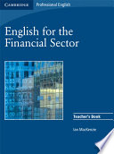 Best English for the Financial Sector Teacher's Book