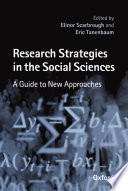 Research Strategies in the Social Sciences