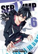 Servamp Vol. 6 : to eat chips and lounge...