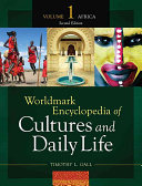Worldmark Encyclopedia of Cultures and Daily Life  Africa