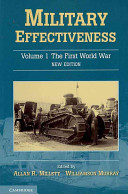 Military Effectiveness 3 Volume PB Set