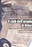 Il club dell uranio di Hitler