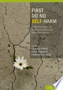 First Do No Self Harm : health educators offers a clarion call for...