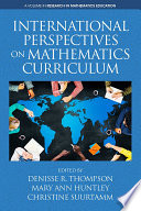 International Perspectives On Mathematics Curriculum