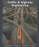 Traffic and Highway Engineering + Mindtap Engineering, 12-month Access
