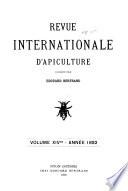 Revue internationale d apiculture
