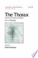 The Thorax: Applied physiology