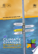 Climate Change Starter   s Guidebook  an issues guide for education planners and practitioners