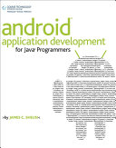 Android Application Development For Java Programmers