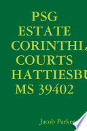 PSG ESTATE CORINTHIAN COURTS HATTIESBURG MS 39402