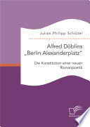 Alfred Döblins \