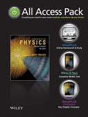 Fundamentals of Physics 10th Edition All Access Pack Version