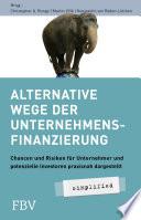 Alternative Wege der Unternehmensfinanzierung