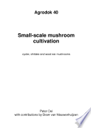 AD40E Small scale mushroom cultivation