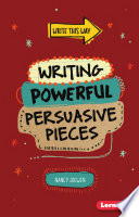 Writing Powerful Persuasive Pieces