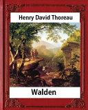 Walden   1854   by Henry David Thoreau  Worlds Classics