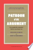 Patroon en argument