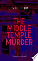 THE MIDDLE TEMPLE MURDER  British Mystery Classic