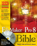 FileMaker Pro 8 Bible