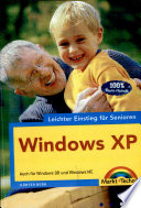 Windows XP  leichter Einstieg f  r Senioren