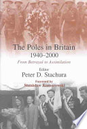 The Poles In Britain 1940 2000