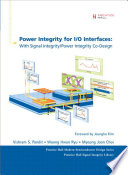 Power Integrity for I O Interfaces