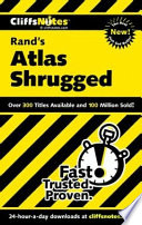 CliffsNotes on Rand s Atlas Shrugged