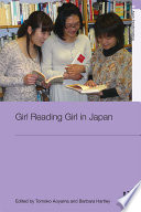Girl Reading Girl In Japan book